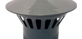 Вентиляционный грибок для внутренней канализации