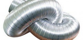 Гибкие воздуховоды, вентиляционные рукава